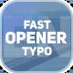 Hip Hop Opener - VideoHive Item for Sale