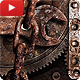 Youtube End Screen Rusted Metal Frames - VideoHive Item for Sale
