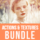 Oniric Actions and Textures Bundle - GraphicRiver Item for Sale
