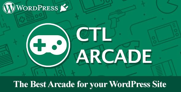 CTL Arcade - Wordpress Plugin Download