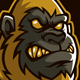 Golden Apes - GraphicRiver Item for Sale