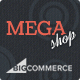 Mega Shop - Multipurpose Stencil BigCommerce Theme - ThemeForest Item for Sale