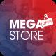 MegaStore – SuperMarket PSD Template - ThemeForest Item for Sale