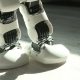 Robot Takes a Step - VideoHive Item for Sale