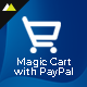 Magic Cart - Shopping Cart for Adobe Muse with PayPal - CodeCanyon Item for Sale