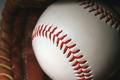 Baseball and glove - PhotoDune Item for Sale
