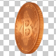 Bitcoin Rotate Loop - VideoHive Item for Sale