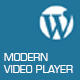 Modern Video Player For Wordpress - CodeCanyon Item for Sale