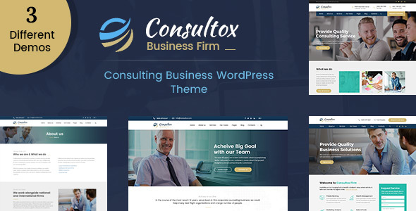 Review: Consultox - Consulting Business WordPress Theme free download Review: Consultox - Consulting Business WordPress Theme nulled Review: Consultox - Consulting Business WordPress Theme