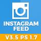 Responsive Instagram Feed Carousel for PrestaShop - CodeCanyon Item for Sale
