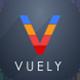 Vuely - Vuejs, Laravel, Angular 10, Expressjs Material Design Admin Template - ThemeForest Item for Sale