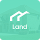 Land - Real Estate & Property Listing PSD Template - ThemeForest Item for Sale