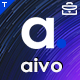 Aivo - Responsive Portfolio HTML Website Template - ThemeForest Item for Sale