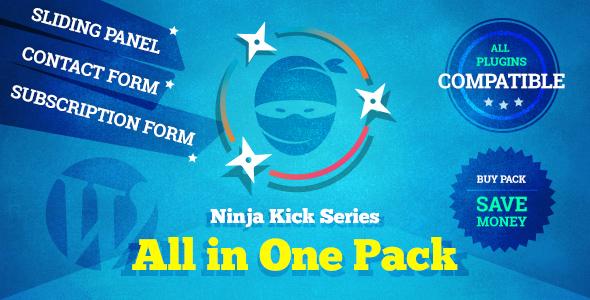 Ninja Kick Series: All in One Pack Download