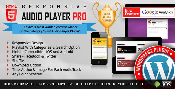 Responsive HTML5 Audio Player PRO WordPress Plugin Free Download #1 free download Responsive HTML5 Audio Player PRO WordPress Plugin Free Download #1 nulled Responsive HTML5 Audio Player PRO WordPress Plugin Free Download #1