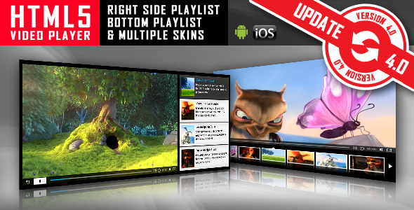 HTML5 Video Player with Playlist, HTML5 Video Player with Playlist Multiple Skins, HTML5 Video Player with Playlist & Multiple Skins, HTML5 Video Player with Playlist & Multiple Skins free download, HTML5 Video Player with Playlist & Multiple Skins nulled