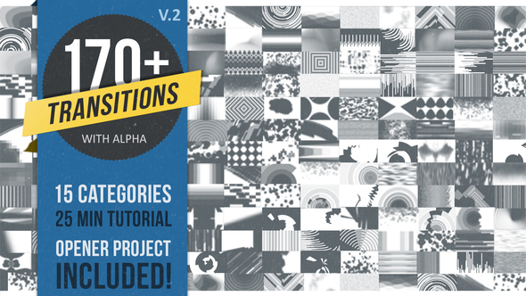 Video Transitions from VideoHive