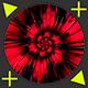 Red Spiral VJ Loop - VideoHive Item for Sale