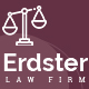 Erdster - Law Firm PSD Template - ThemeForest Item for Sale