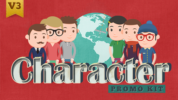 Videohive | Character Promo Kit Free Download free download Videohive | Character Promo Kit Free Download nulled Videohive | Character Promo Kit Free Download