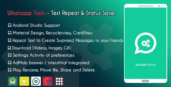 Whatsapp Status Downloader Plugins, Code & Scripts