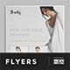 Shantz  | Minimalist Fashion Flyer - GraphicRiver Item for Sale