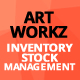 ArtWorkz Inventory & Stock Management - CodeCanyon Item for Sale
