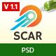 Oscar - Multipurpose PSD Template - ThemeForest Item for Sale