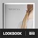 MEDUSA  |  Lookbook/Magazine Fashion - GraphicRiver Item for Sale