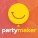 PartyMaker | Event Planner & Wedding Agency WordPress Theme - ThemeForest Item for Sale