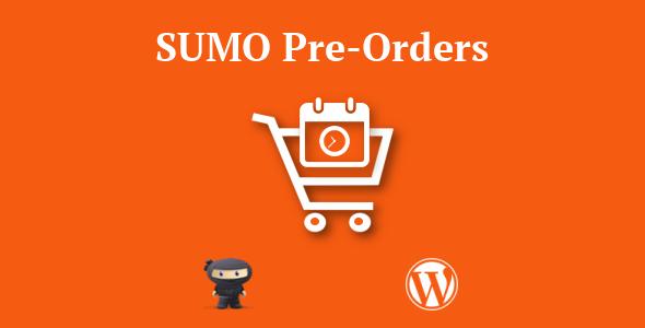 SUMO WooCommerce Pre-Orders