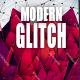 Electronic Glitch Intro Logo Pack