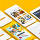 Foodnow - Sketch Food App - ThemeForest Item for Sale