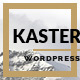 Kaster — Creative portfolio WordPress Theme - ThemeForest Item for Sale