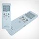 Air Conditioner Remote 002 - 3DOcean Item for Sale
