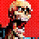 Pixel Artist - 8 Bit Retro - Photoshop Action - GraphicRiver Item for Sale