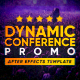 Dynamic Conference Promo - VideoHive Item for Sale