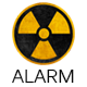 Alarm Radiation Sound Pack - AudioJungle Item for Sale