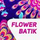 Batik Flower - VideoHive Item for Sale