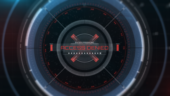 HUD Access Logo Reveal