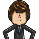 Businessman Showing Pockets Without Money - GraphicRiver Item for Sale