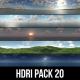 HDRI Pack 20 - 3DOcean Item for Sale
