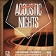 Acoustic Nights Flyer - GraphicRiver Item for Sale