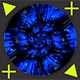 Blue Spiral VJ Loop - VideoHive Item for Sale