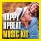 Happy Upbeat Music Kit - AudioJungle Item for Sale
