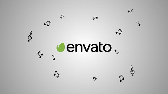 Minimal Music Logo