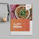 Restaurant Bi-fold Menu - GraphicRiver Item for Sale