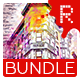 Inspiration Bundle 4in1 Photoshop Action - GraphicRiver Item for Sale