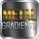 50 Metal Gradients - GraphicRiver Item for Sale