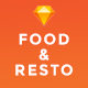 FoodRest - Food & Resto UI KIT for Sketch - ThemeForest Item for Sale